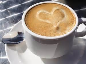 Coffee Heart from Bing Images