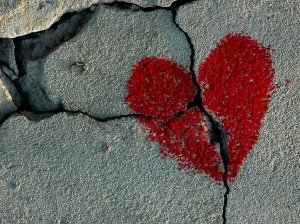 Broken Heart from Bing Images