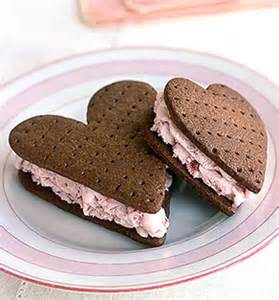 Ice Cream Hearts from Bing Images