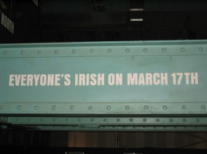 Everyone's Irish from Bing Images