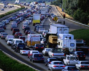 Traffic Jam from Bing Images