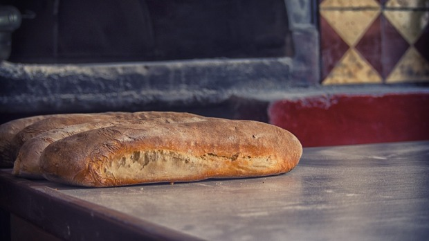 Loaf Of Bread Bread Boulanger Bread Farmer